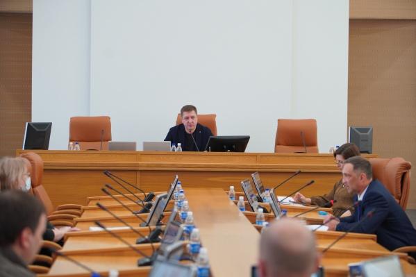 На заседании горсовета обсудили, что в задачи выбранной компании войдут опись надгробий и внесение их в интерактивную карту и электронную базу