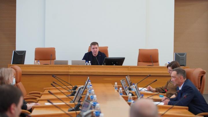 Красноярские депутаты выступили за скорейшую инвентаризацию погостов