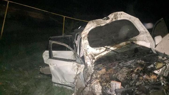 На Кубани дали 5 лет колонии мужчине, который пьяным устроил ДТП с 4 погибшими