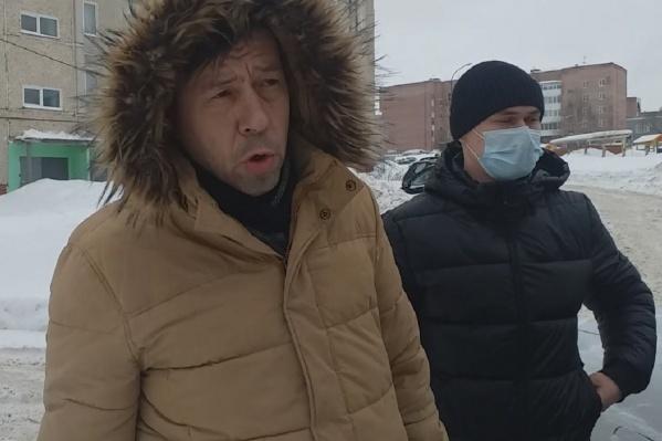 Юриста штаба Навального Артёма Файзулина задержали в Березниках