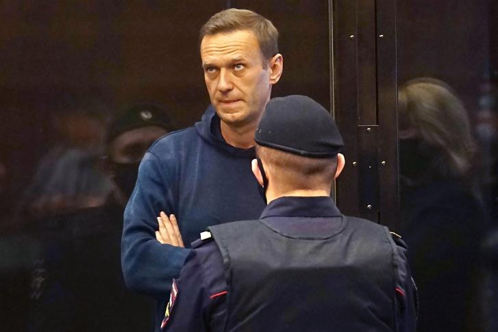 ФСИН попросила отправить Навального в колонию на 3,5 года