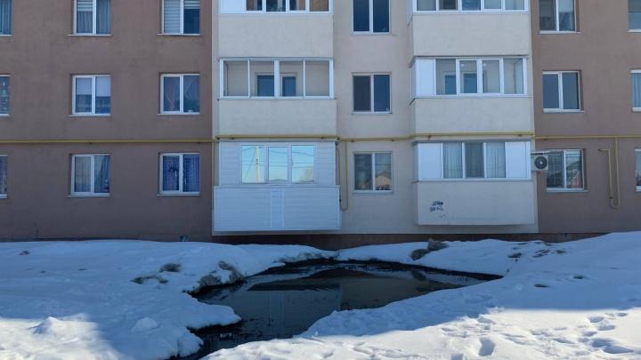 Виновник найден: UFA1.RU выяснил, кто в ответе за фекальную катастрофу в Новой Максимовке