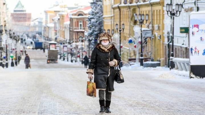 Прогноз погоды на выходные: в Нижегородскую область идет резкое похолодание