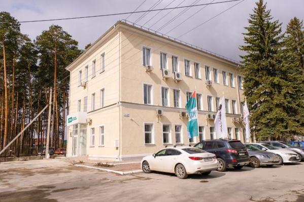Новый проект запустили в Березовском