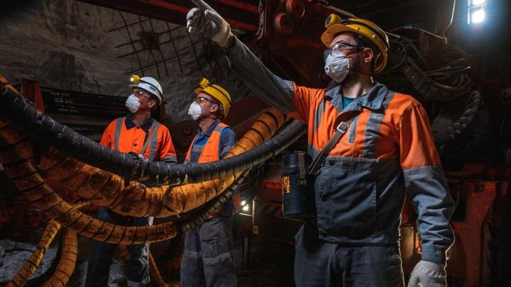 На сильвинитовой фабрике и руднике Гремячинского ГОКа прошли соревнования трудовых коллективов
