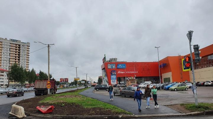 В Ярославле у популярного торгового центра запланировали стройку: что там появится