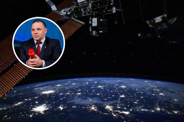 """Первый полет в космос Ивана Вагнера случился с апреля по октябрь <nobr class=""""_"""">2020 года</nobr>"""