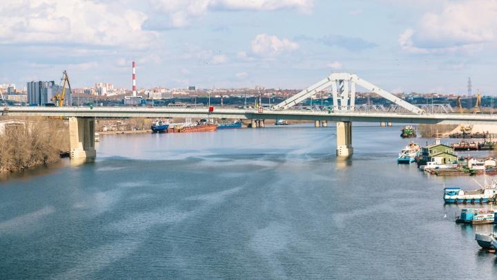 В Самаре начали подготовку к строительству третьей очереди Фрунзенского моста