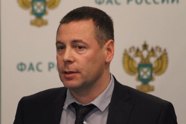 Михаил Евраев в начале этого года покинул пост замглавы антимонопольной службы