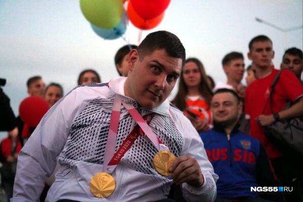 Кузюков уже в Омске