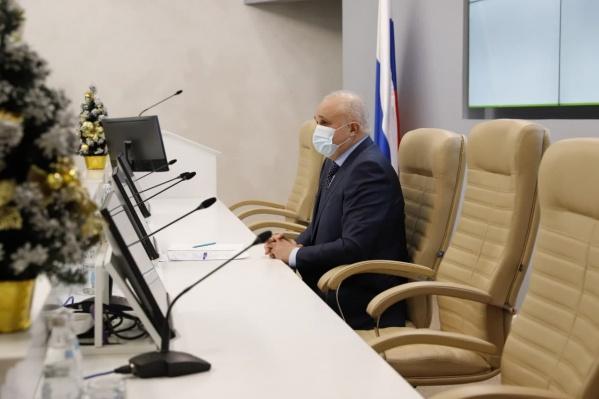 По словам Сергея Цивилёва, в 2020 году компании региона получили 52 миллиона из областного бюджета