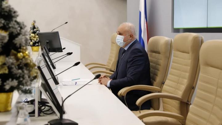 «Уберегли от сокращения 7000 человек»: губернатор Кузбасса— о работе бизнеса в условиях пандемии