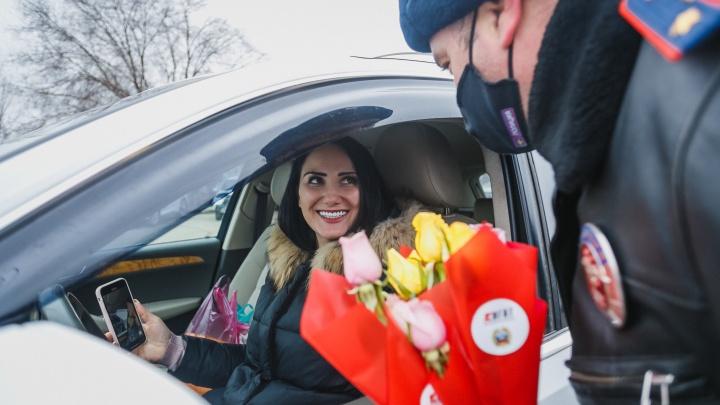 Цветочный патруль от группы компаний «АГАТ» снова вышел на дороги Волгограда