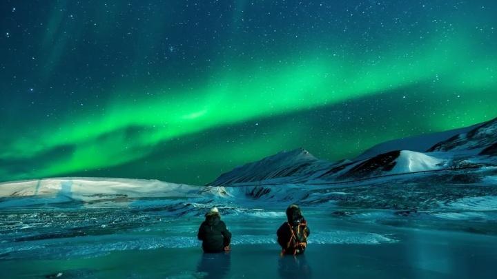 Красноярцы смогут отправиться в виртуальное путешествие за северным сиянием над плато Путорана