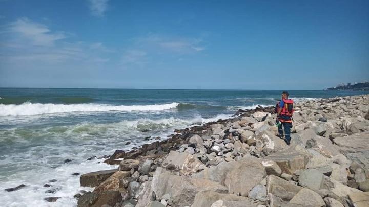 В Сочи второй раз за неделю находят тело мужчины в море