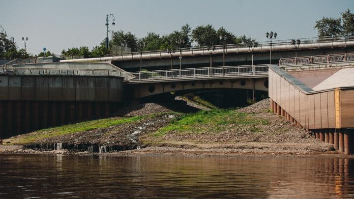 Тюменский архитектор предложил создать в центре города речной залив со стоянкой катеров