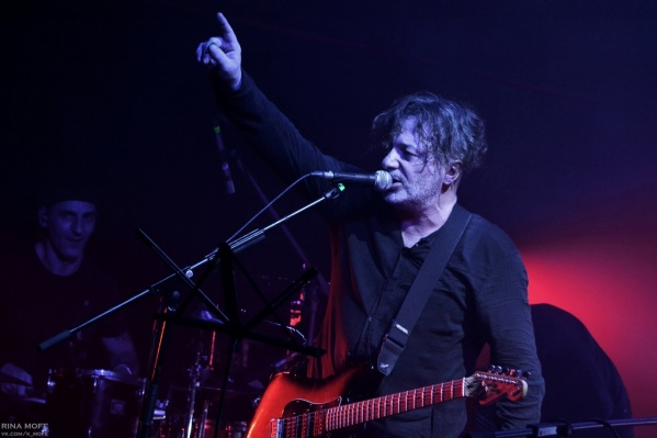 Хедлайнер концерта — музыкант и саунд-продюсер рок-группы «Агата Кристи» Вадим Самойлов