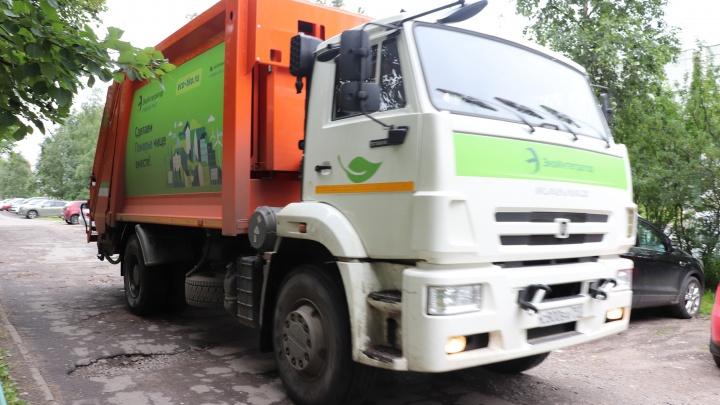 Как правильно выбрасывать мусор: многие северяне не знают, что делать с крупногабаритными отходами