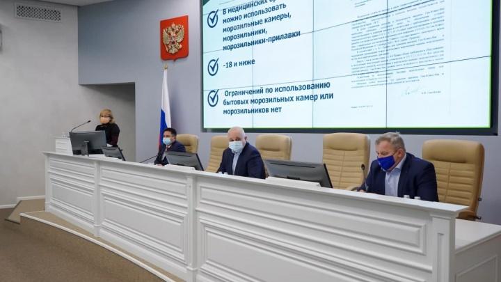 «Важно обеспечить доступность»: в кузбасских ТЦ можно будет поставить прививку от COVID-19
