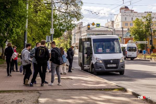 Через месяц в Ярославле поменяется транспортная схема