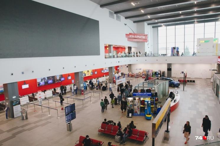 Раньше мая челябинскому аэропорту не вернуть статус международного