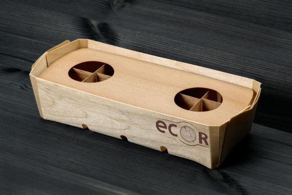 Компания «ЭКО-Р» производит упаковочные материалы из дерева
