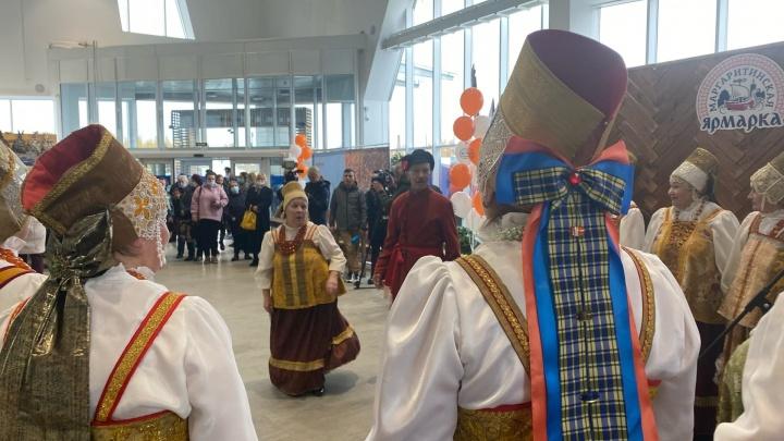 Стрим 29.RU: открытие Маргаритинской ярмарки в выставочном центре «Норд-Экспо»