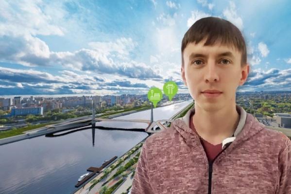 Дмитрий Велижанин не оценил старания администрации развить пешеходную сеть