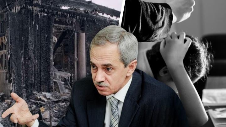 «Зачем я Путину рожала?»: детский омбудсмен рассказал о проблемах тюменских семей и контроле за ними