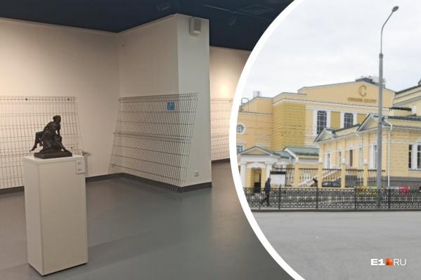 До 14 мая галерея будет закрыта для посетителей