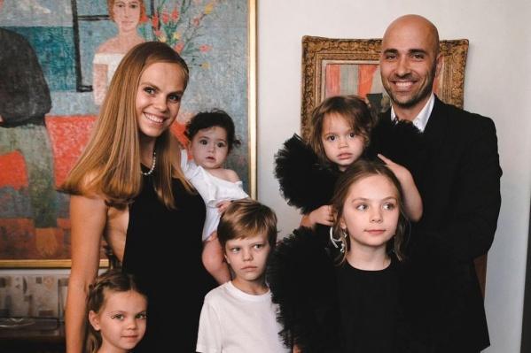 Семья Тани Либерман