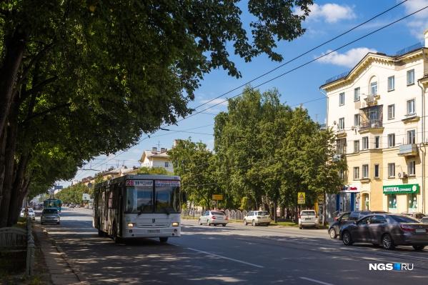 Калининский район был оценен выше остальных, а вот Заельцовский — лучший район по итогам 2019 года — упал в рейтинге