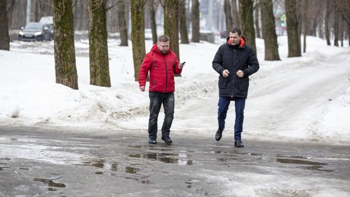 Мэр Ярославля — на обвинения в плохой уборке: «Сколько людей, столько и мнений. Не принимаю на личный счет»
