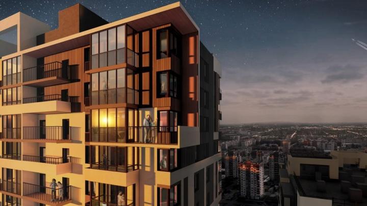 В Тюмени начали строить квартиры «Трансформеры». Хозяева могут передвигать стены, как им вздумается