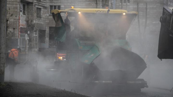 Власти Архангельска ищут фирму для ремонта дорог. Они готовы заплатить 450 миллионов