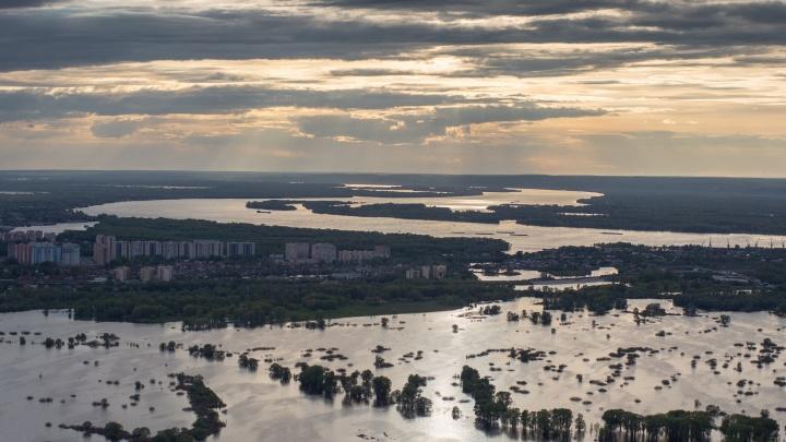 В реке Самаре запретили купаться: список мест и карта