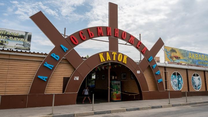 Власти Ростова не сумели отсудить землю принадлежавшего Бабаевым аквапарка «Осьминожек»