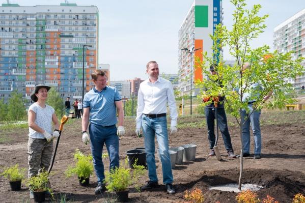 Сбер в Красноярске и в крае активно поддерживает экологические повестки