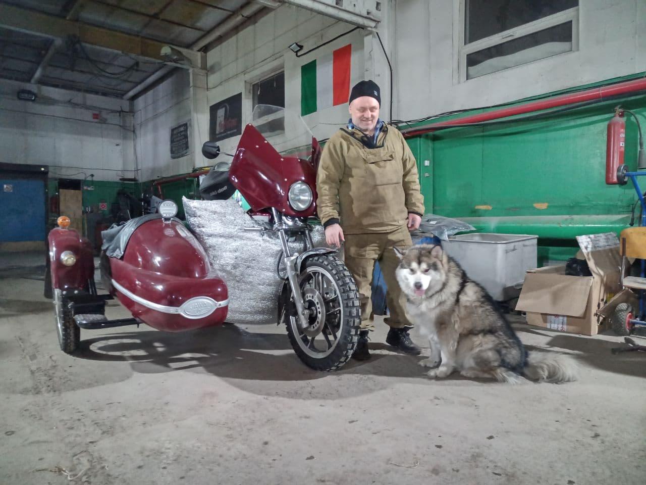 Это новоуренгоец Сергей, который за 10 минут нашел время помочь Антону