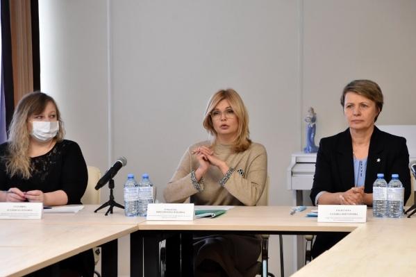 Виктория Романова возглавила комитет природных ресурсов вместо Виталия Сазонова