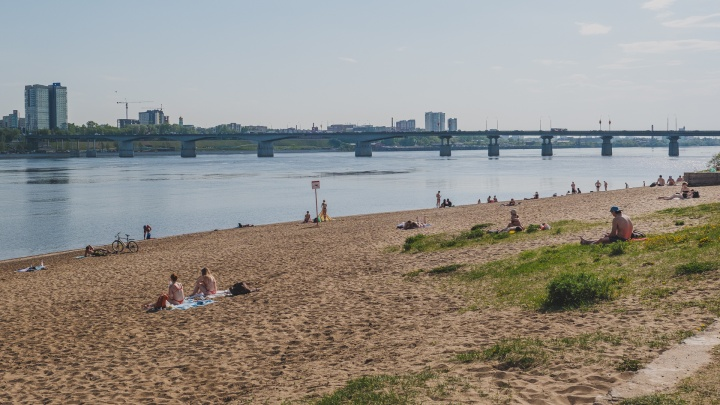 10 июня в Перми откроют купальный сезон. Публикуем список пляжей