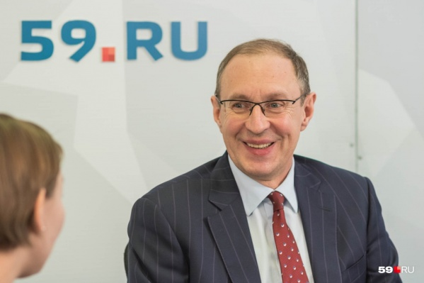 Дмитрий Самойлов был мэром Перми в течение четырех лет