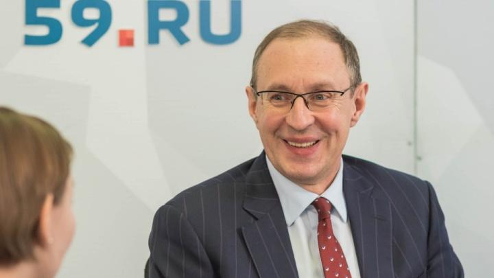 Пермские депутаты наградили экс-мэра Дмитрия Самойлова за заслуги перед городом