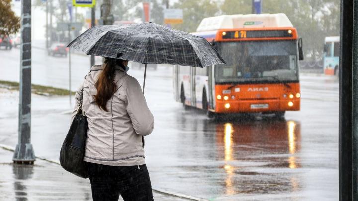 Предложения нижегородцев по новой транспортной схеме будут приниматься в ноябре-декабре