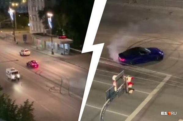 Проезжавшие по Свердлова полицейские не стали задерживать нарушителей