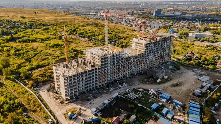 «Красстрой» построит «Новые Черёмушки»: в планах 12 домов с квартирами от 1,77 млн рублей