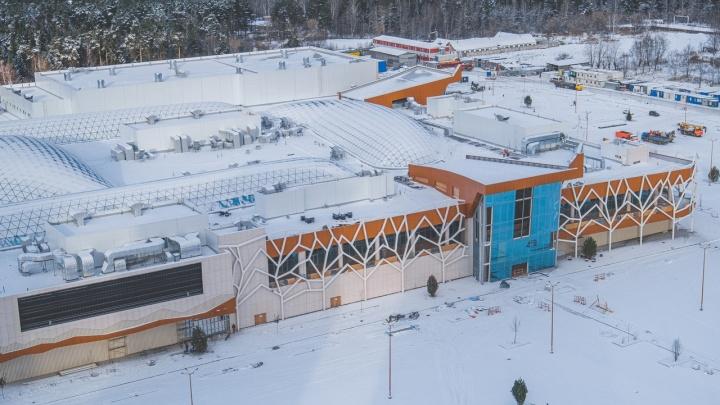 Четвертый в Перми гипермаркет «Лента» откроется весной в ТРЦ «Планета»