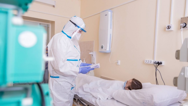 На лечение и профилактику COVID-19 Зауралью выделят еще 215 миллионов рублей