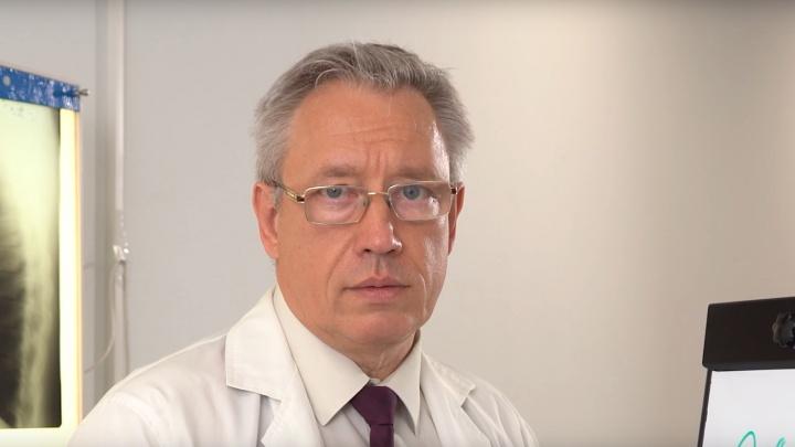«Гипертония — это всегда поражение мозга»: профессор рассказал об угрозах сосудистой катастрофы в Волгограде