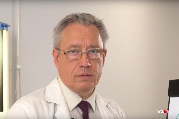 Профессор Михаил Стаценко рассказал об опасности артериальной гипертонии
